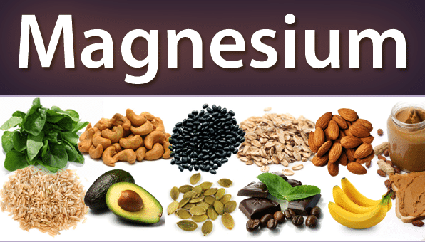Magnesium for our Health