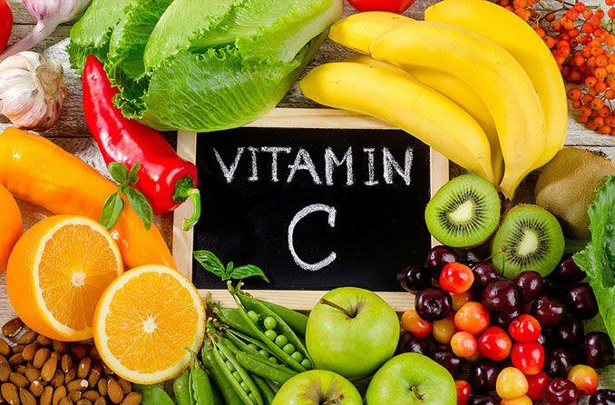 Vitamin C is vital for health