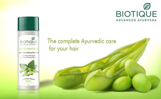Biotique Soya Protein Shampoo