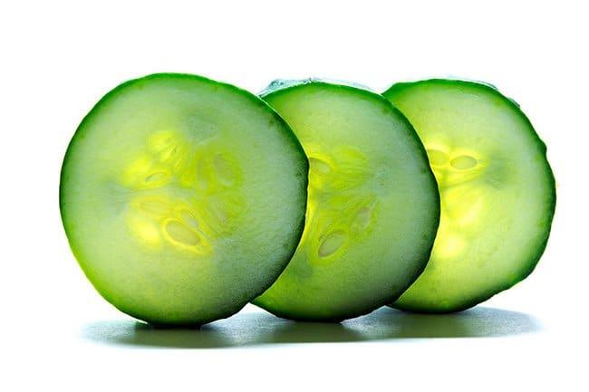 Cucumber is good for summer season