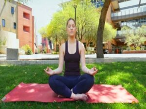Yoga and Meditation for Students