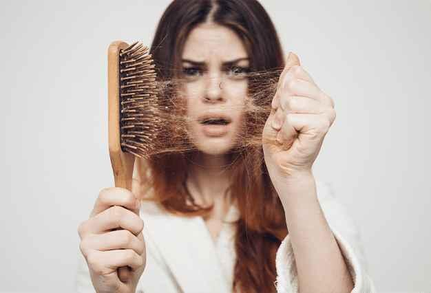 Hair Fall and Home Remedies