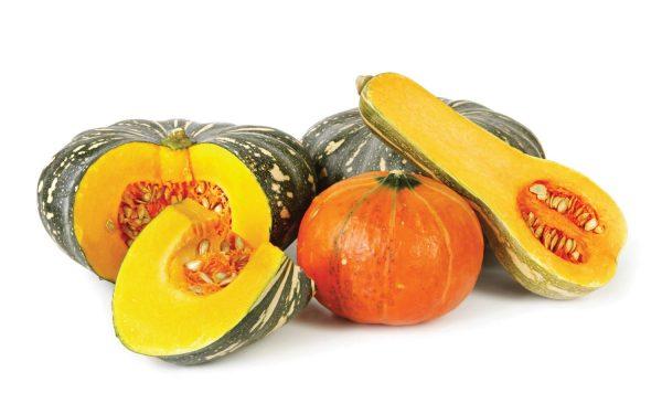 Pumpkin-Zero Fat Food